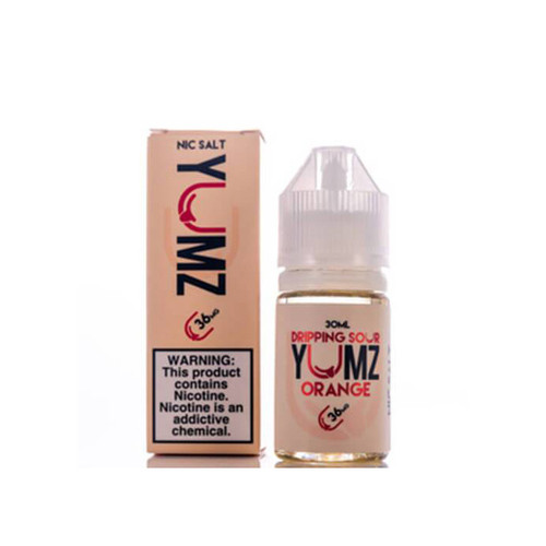 Dripping Sour Salt Yumz Orange 30ML