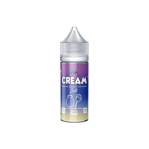 Cream Collection Salts Berry Pops 30ML