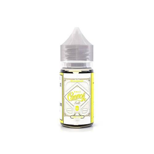 Holy Cannoli Salt Lemon Custard 30ML