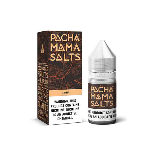 Pachamama Salts Sorbet 30ML