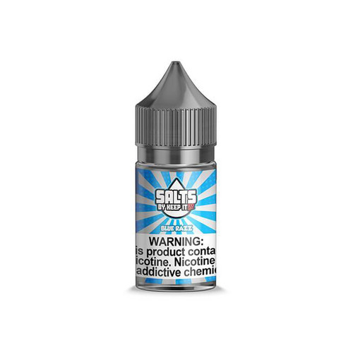 Keep It 100 Salts Blue Razz 30ML
