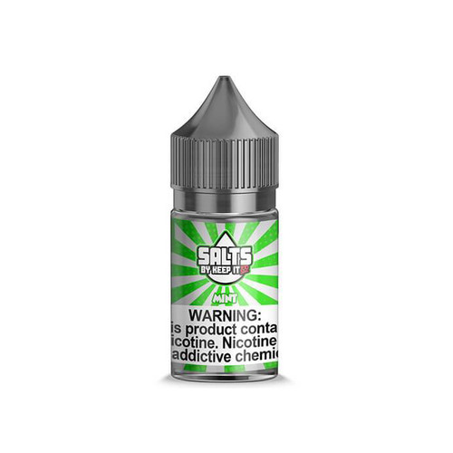 Keep It 100 Salts Mint 30ML