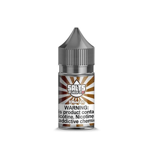Keep It 100 Salts Tobacco 30ML