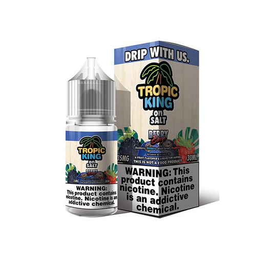 Tropic King On Salt Berry Breeze 30ML