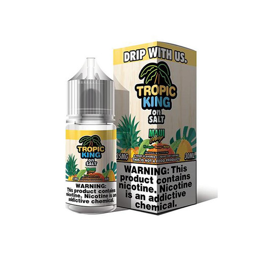 Tropic King On Salt Maui Mango 30ML