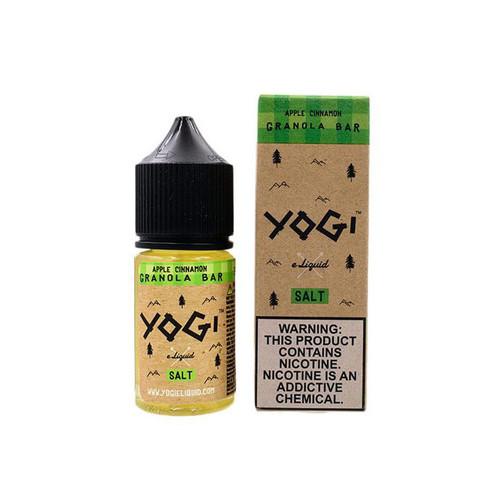 Yogi Salt Apple Cinnamon Granola Bar 30ML