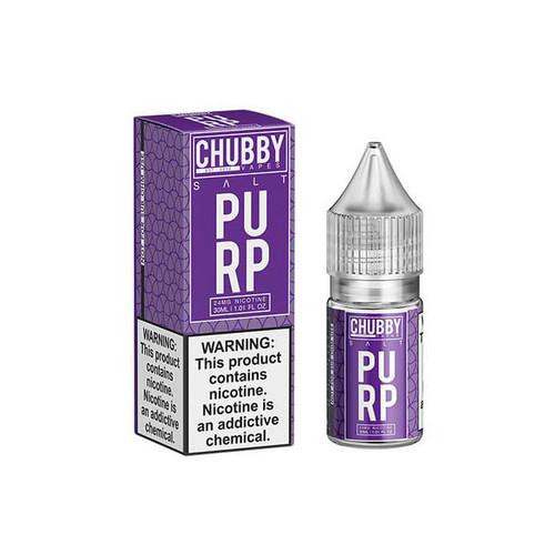 Chubby Bubble Salt Purp 30ML
