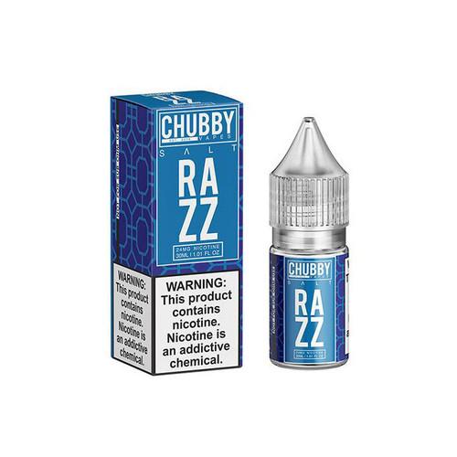 Chubby Bubble Salt Razz 30ML
