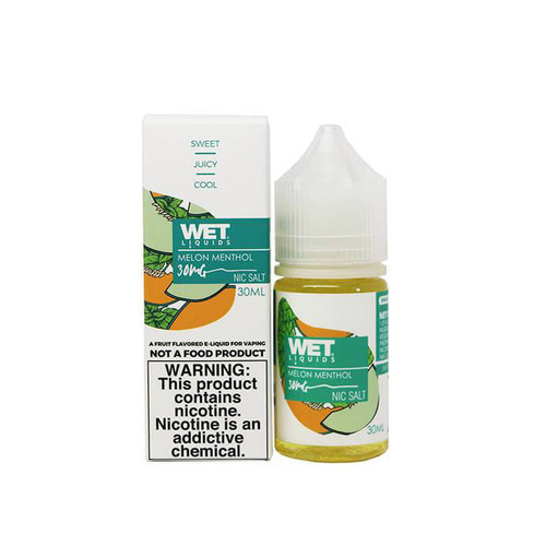 Wet Salt Melon Menthol 30ML