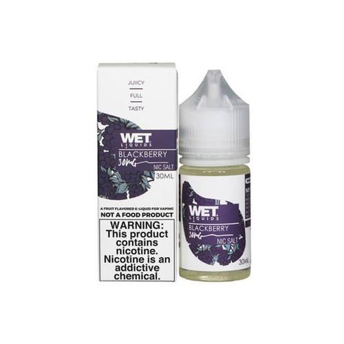 Wet Salt Blackberry 30ML