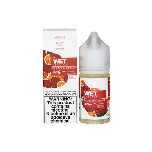 Wet Salt Raspberry Orange 30ML