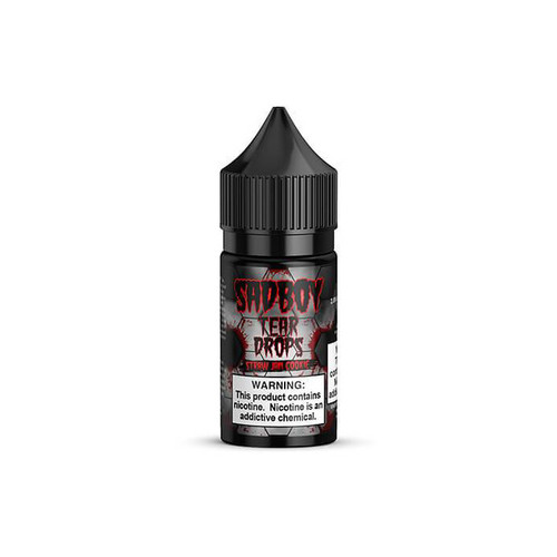 Sadboy Tear Drops Salt Straw Jam Cookie 30ML