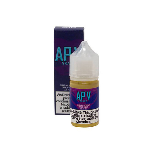 Alien Piss Salt AP V Grape 30ML