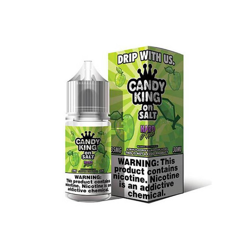 Candy King On Salt Hard Apple 30ML
