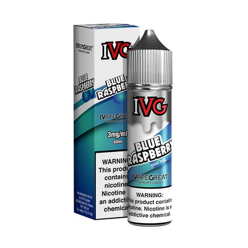 IVG Blue Raspberry 60ML