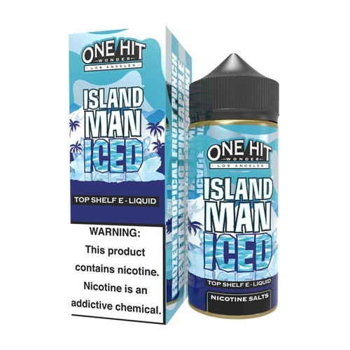 One Hit Wonder Island Man Iced 120ML