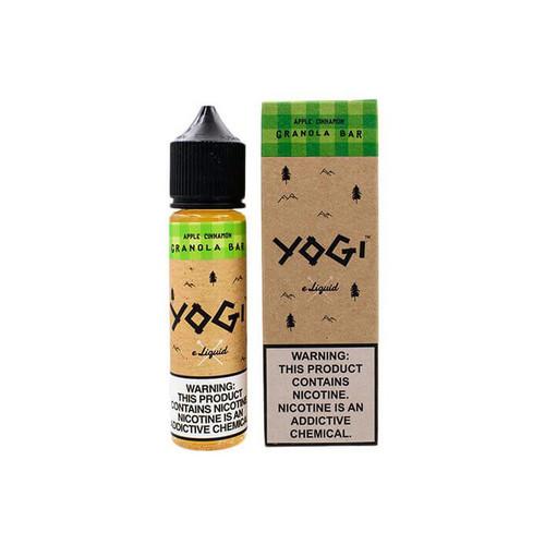 Yogi Apple Cinnamon Granola Bar 60ML