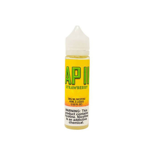 Bomb Sauce Alien Piss II Strawberry 60ML