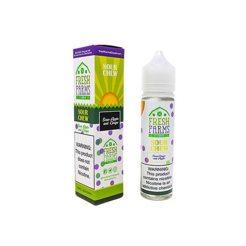 Fresh Farms Sour Chew 60ML