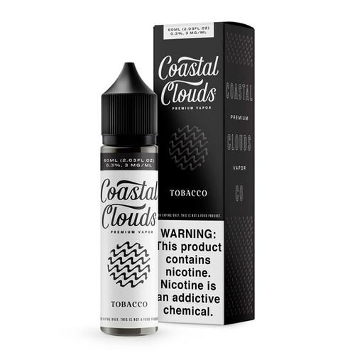 Coastal Clouds Tobacco 60ML