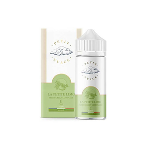 Petit Nuage Fresh Green Lemonade 100ML