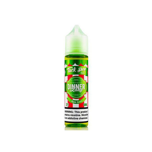 Tuck Shop Apple Sours 60ML