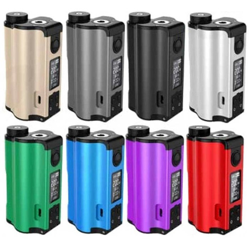 Dovpo x TVC Topside Dual 200W Squonk Mod