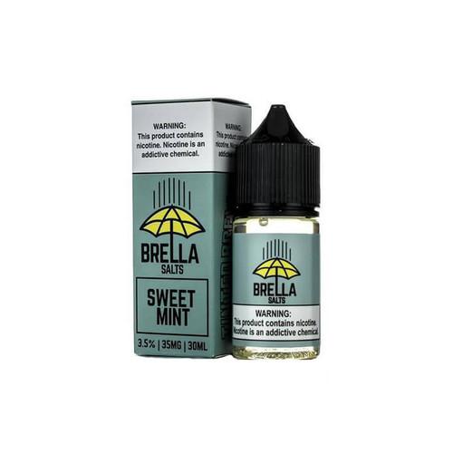Brella Salts Sweet Mint 30ML