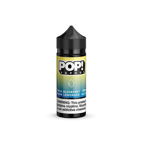 POP! Blueberry Lemonade 100ML