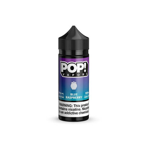 POP! Blue Raspberry 100ML