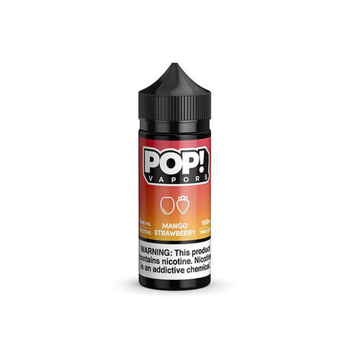 POP! Mango Strawberry 100ML