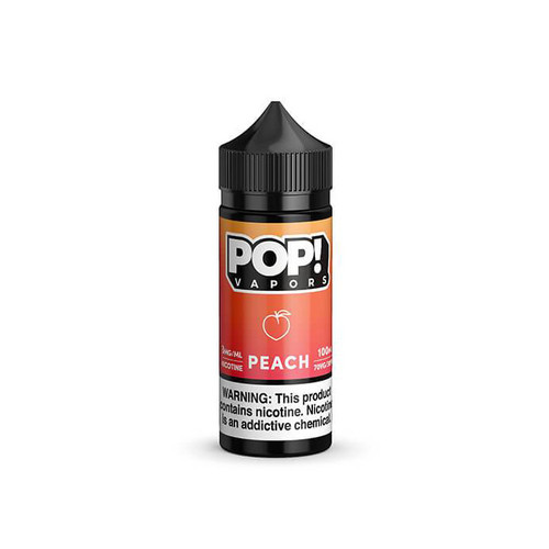 POP! Peach 100ML