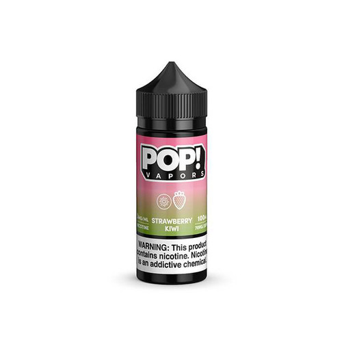 POP! Strawberry Kiwi 100ML