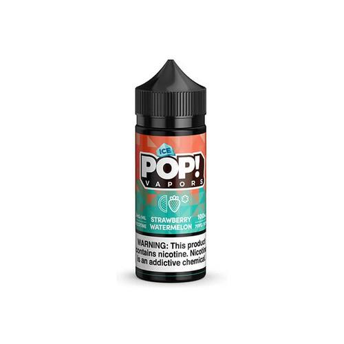 POP! ICED Strawberry Watermelon 100ML