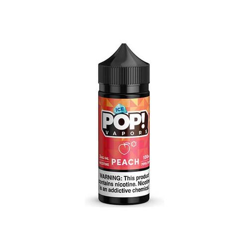 POP! ICED Peach 100ML