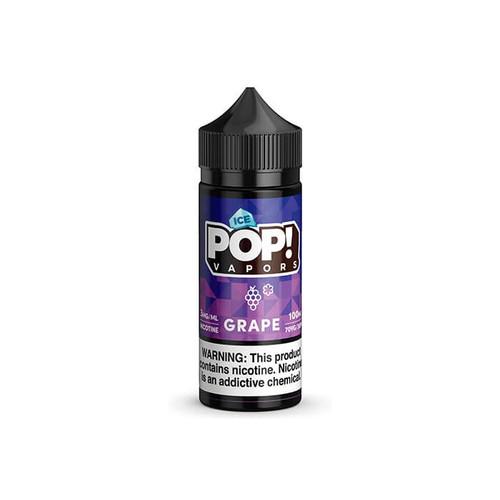 POP! ICED Grape 100ML