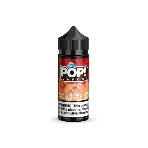 POP! ICED Big Apple 100ML