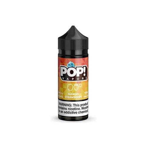 POP! ICED Mango Strawberry 100ML