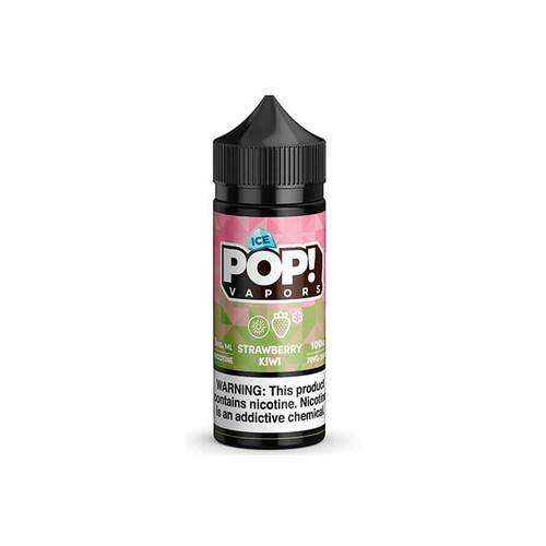 POP! ICED Strawberry Kiwi 100ML