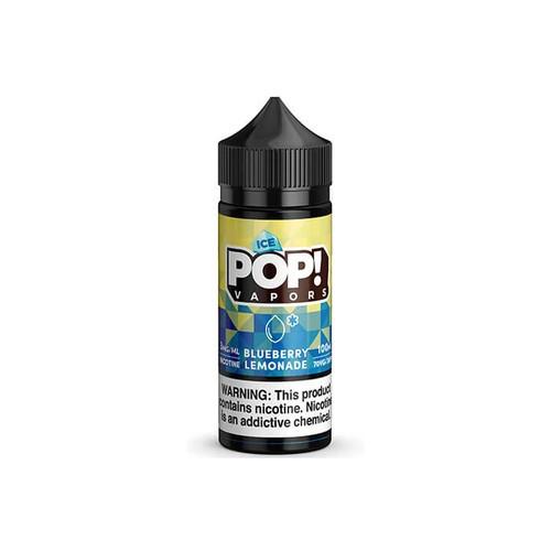 POP! ICED Blueberry Lemonade 100ML