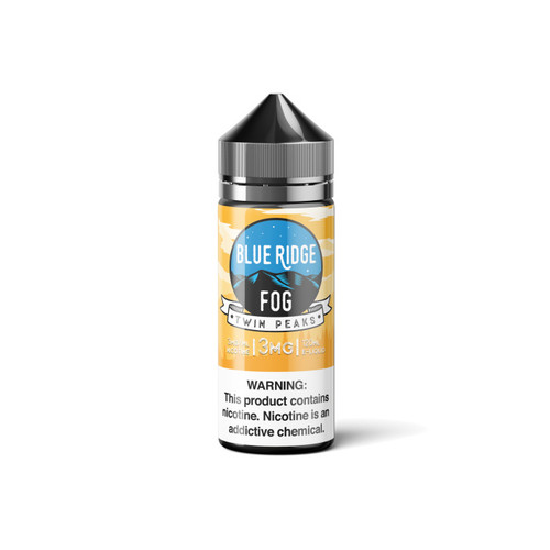 Blue Ridge Fog Twin Peaks 120ML