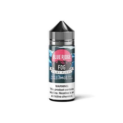 Blue Ridge Fog Fairy Floss 120ML