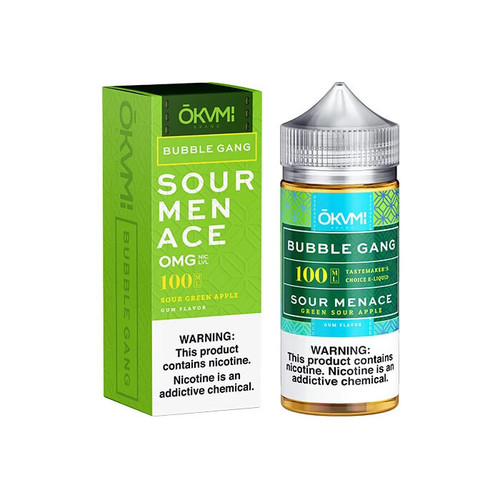 Bubble Gang Sour Menace 100ML