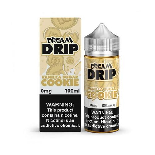 Dream Drip Vanilla Sugar Cookie 100ML