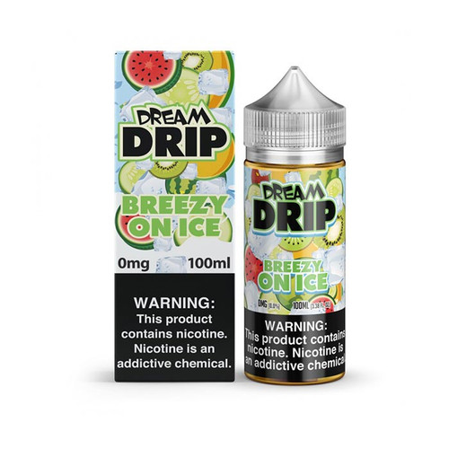 Dream Drip Breezy on ICE 100ML