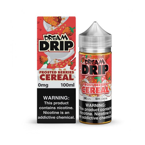 Dream Drip Frost Berries Cereal 100ML