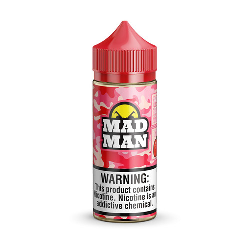 Madman Crazy Strawberry 100ML