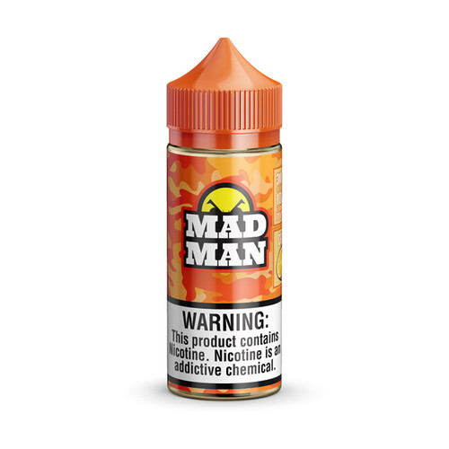 Madman Crazy Orange 100ML