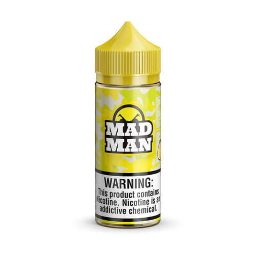 Madman Crazy Lemon 100ML