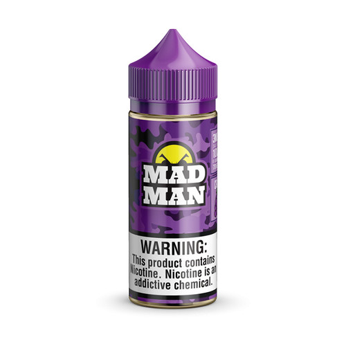 Madman Crazy Grape 100ML